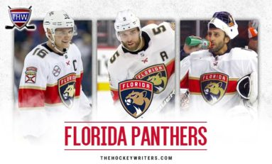 Florida Panthers 2018-19 Season Preview