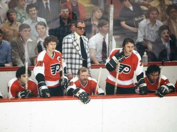 Philadelphia Flyers, Broad Street Bullies