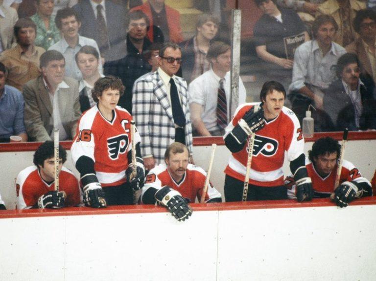Philadelphia Flyers, Broad Street Bullies