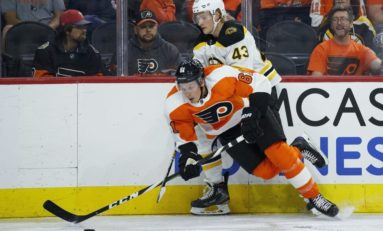 Flyers: Getting to Know Justin Braun