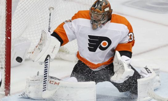 Flames Expect Talbot to Shine