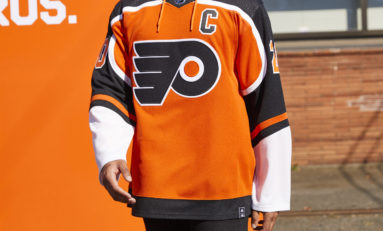 Flyers Reverse Retro Jersey Marks Return to the 20th Century