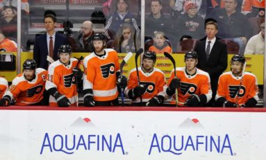 Flyers Need More Production From Depth Players
