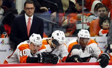 Flyers Begin Search for New Coach