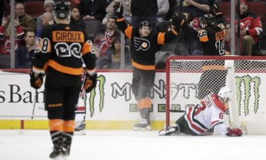 Philadelphia Flyers' Lack of Forward Depth Is a Serious Issue