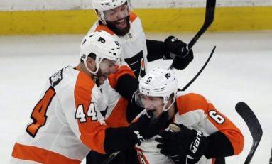 Flyers 2nd Half a Success Regardless of Outcome