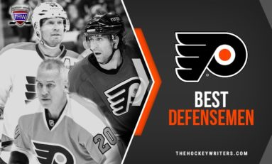 Philadelphia Flyers' Best Defensemen of All-Time