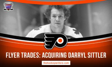 Flyer Trades: Acquiring Darryl Sittler