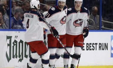 Early Blue Jackets' Roller Coaster Ride Forthcoming