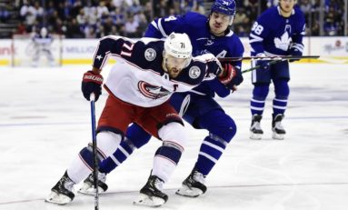 Maple Leafs and Blue Jackets: Their Brief History