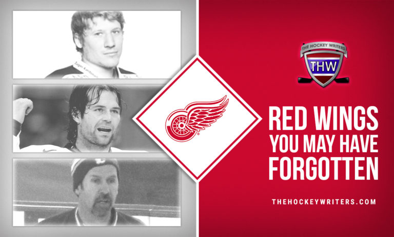 Red Wings You May Have Forgotten