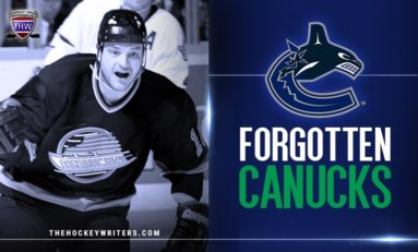 Canucks Forgotten Ones: Esa Tikkanen