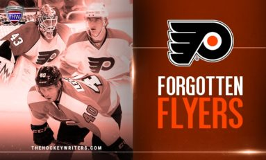 Philadelphia Flyers' Forgotten Ones