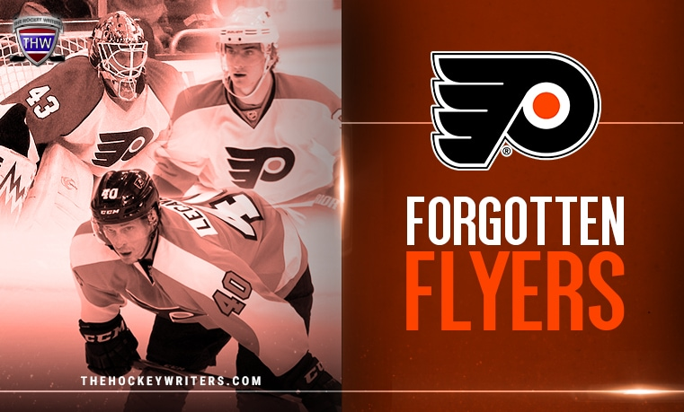 Vincent Lecavalier, Nikolay Zherdev, and Martin Biron Forgotten Philadelphia Flyers