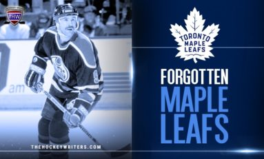 Maple Leafs' Forgotten Ones: Glenn Anderson
