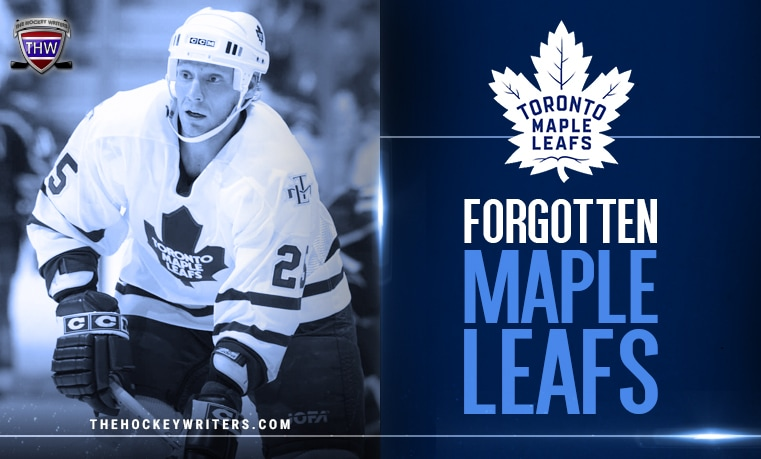Forgotten Toronto Maple Leafs Jyrki Lumme