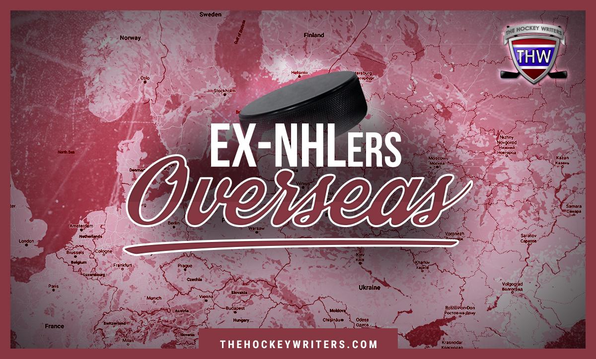 Ex-NHLers Overseas