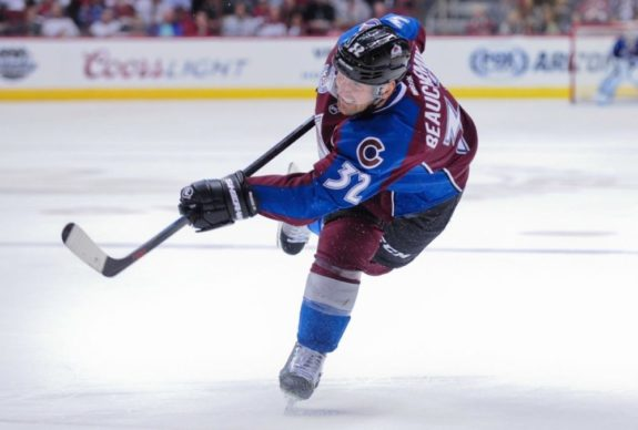 Francois Beauchemin, Colorado Avalanche, NHL