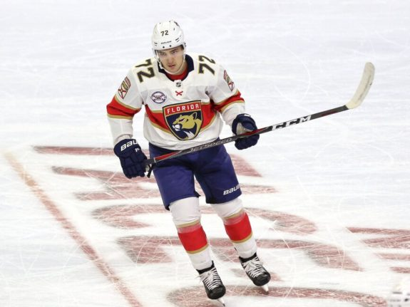 Frank Vatrano Florida Panthers