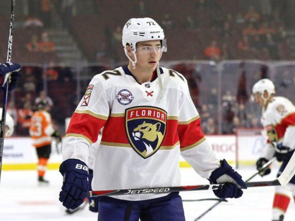 Frank Vatrano Florida Panthers