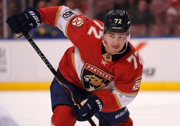 Frank Vatrano Panthers