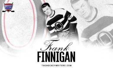Ottawa Senators Legend - Frank Finnigan