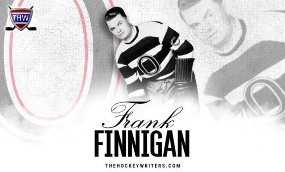 Ottawa Senators Frank Finnigan