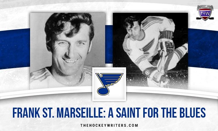 Frank St. Marseille: A Saint for the St. Louis Blues