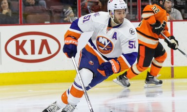 Islanders Still Hurting from Nielsen Loss