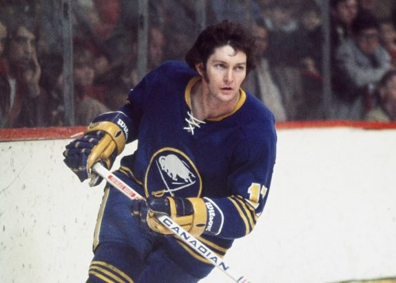 Fred Stanfield Buffalo Sabres
