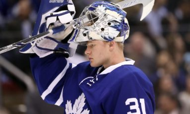 Maple Leafs Injury Update: Andersen Day-To-Day