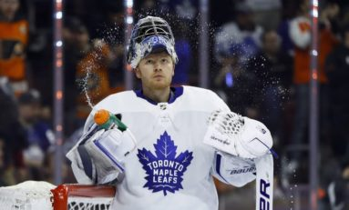 Maple Leafs 2018-19 Report Cards: Frederik Andersen