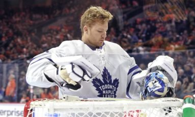 THW's Goalie News: Andersen Injured, Elliott's 40th, Price Out