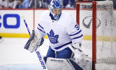 THW's Goalie News: Andersen Out, Three Streaks Extended