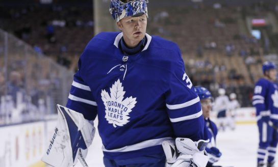 NHL News & Notes: Andersen, Murray & More