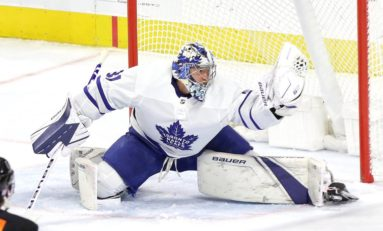 Is the Maple Leafs' Goaltending the Team's Achilles Heel?