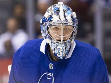 Maple Leafs Injury & Roster Update: Andersen, Foligno, Hyman & Nash