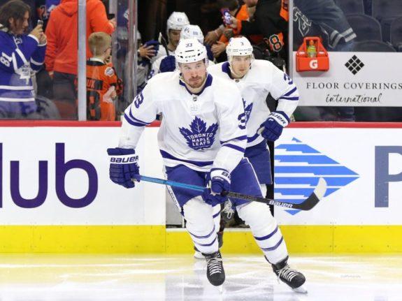 Frederik Gauthier Toronto Maple Leafs