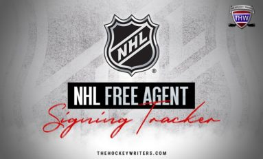 2019 NHL Free Agent Signing Tracker