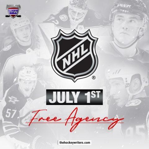 Instagram July 1st NHL Free Agency 2019