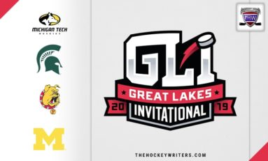 2019 Great Lakes Invitational Recap: Michigan Tech Takes Down Michigan