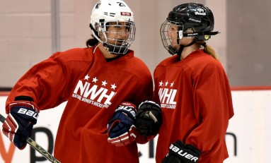 New York Riveters Announce Practice Squad Players