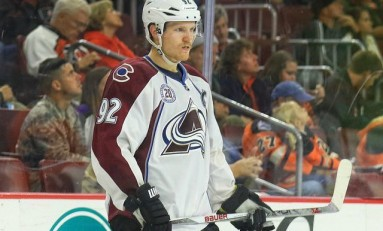 Landeskog Suspended Four Games
