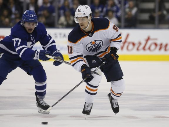Jujhar Khaira looks to elevate game with Oilers in Zack Kassian's absence