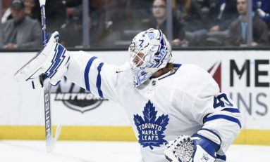Maple Leafs & Golden Knights Swap Sparks, Clarkson