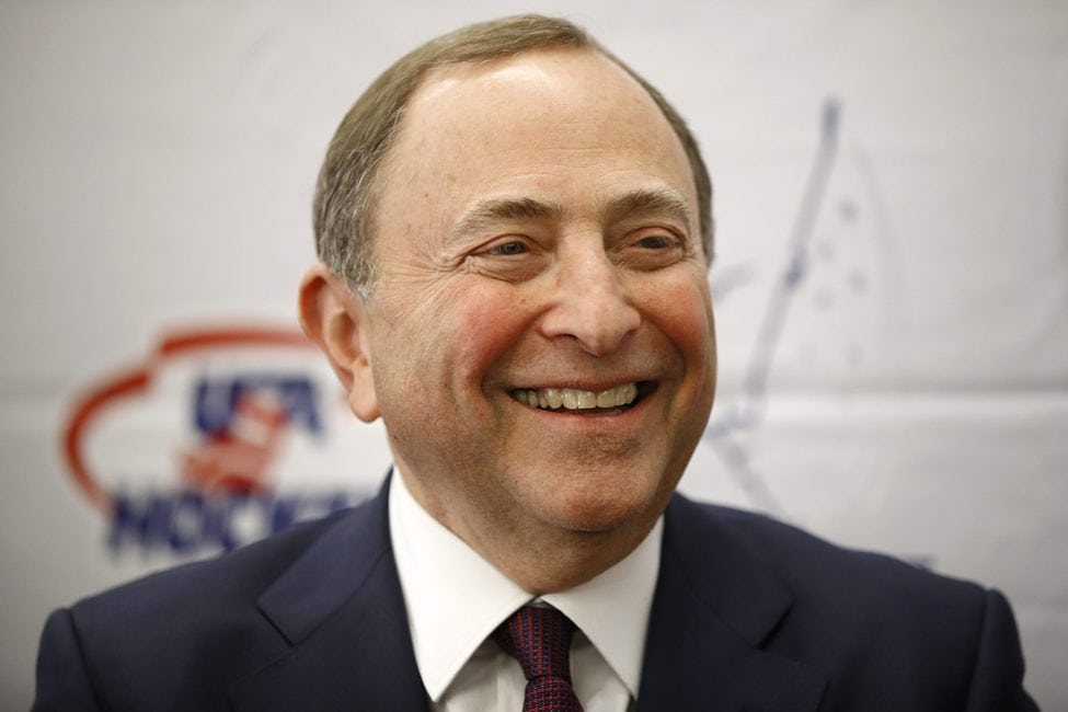 "NHL ""Flat Salary Cap"" Will Lead to Bumpy Road"