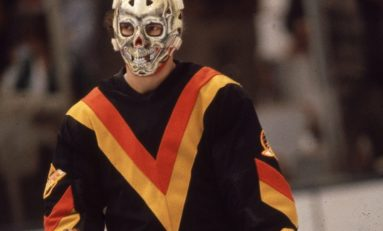 Hockey's Scariest Goalie Mask and the Man Behind It