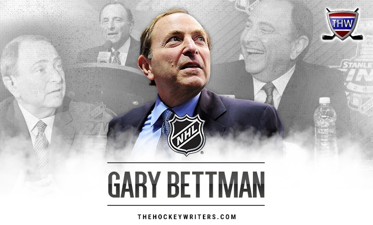 Gary Bettman NHL