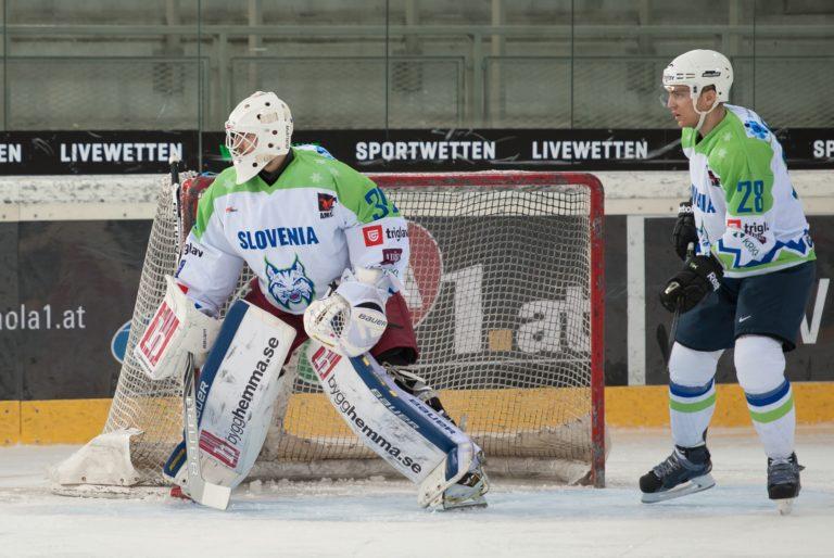 Gasper Kroselj Team Slovenia