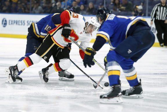 Calgary Flames' Johnny Gaudreau